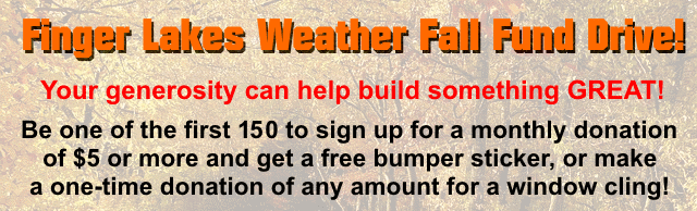 Click this image to support Finger Lakes Weather with your donation!