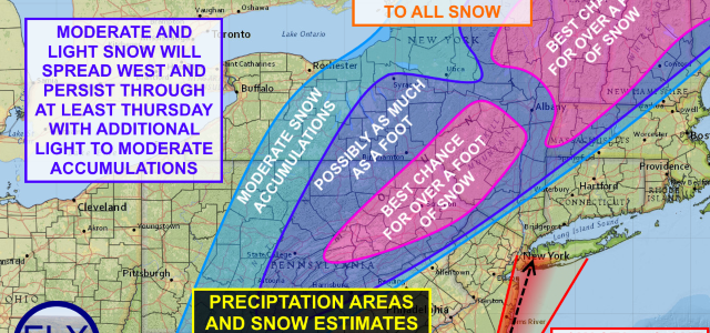 Prolonged, Significant Winter Storm This Week