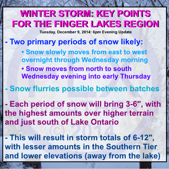 Key storm points to remember when talking about this storm. Stop hype in its tracks with real, clear information!