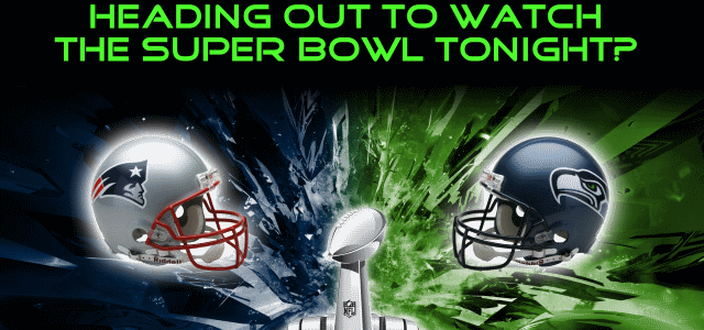 Going out tonight for the Super Bowl? Stick with Finger Lakes Weather for snow updates throughout the game!