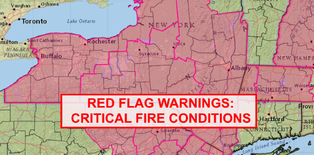 What is a Red Flag Warning?