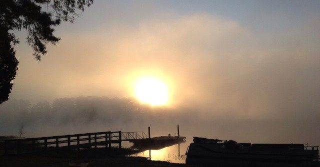 Plenty of sun for FLX after fog lifts