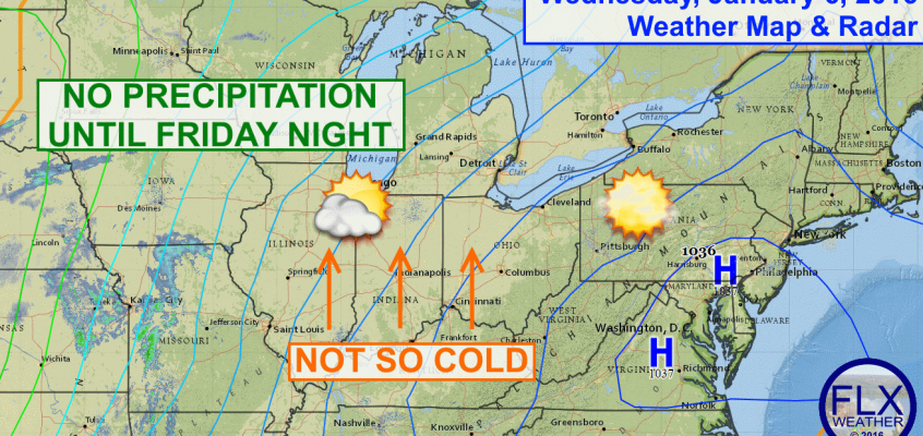 Temperatures moderate in Finger Lakes
