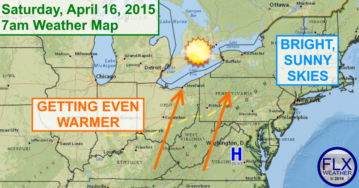 Hurry up and read this so you can get outside and enjoy the weather!