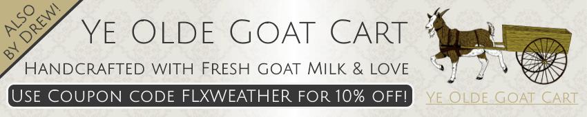 Ye Olde Goat Cart pumpkin spice soap goat milk