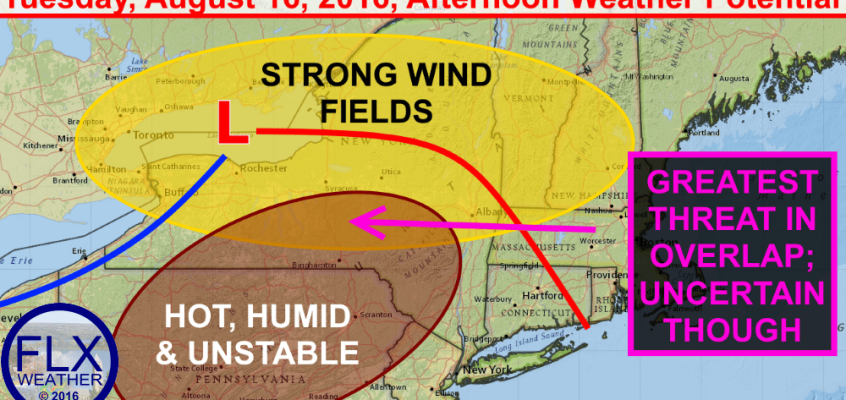 Uncertain, but significant severe weather threat for Tuesday