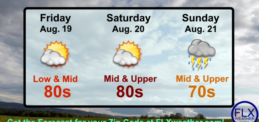 finger lakes weekend weather forecast events august 19 august 20 august 21 2016