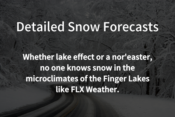 finger lakes weather consultant winter weather snow forecast snow removal
