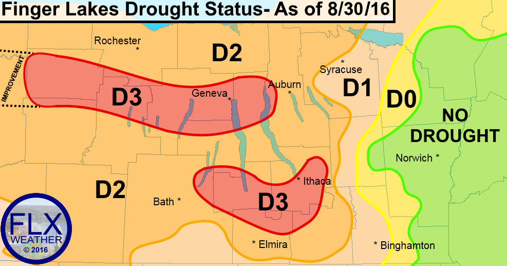 finger lakes extreme drought report august 30 916