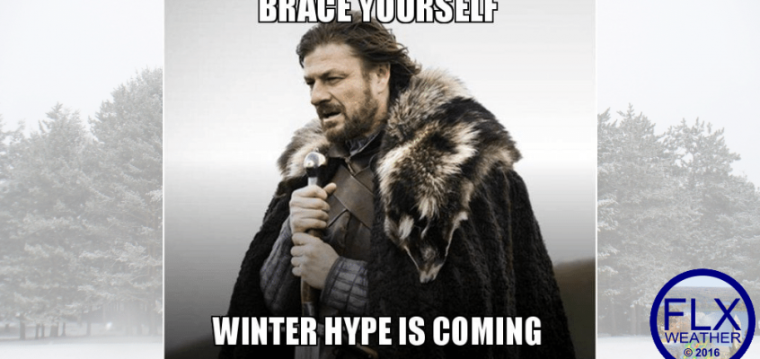 Beware of Winter Hype