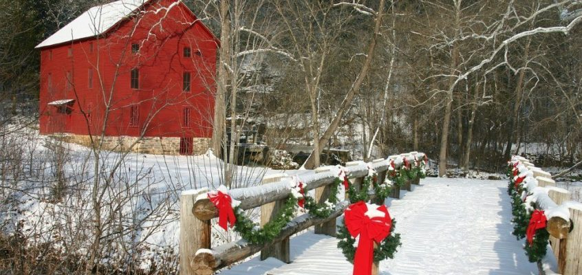 Finger Lakes White Christmas odds, Christmas travel preview