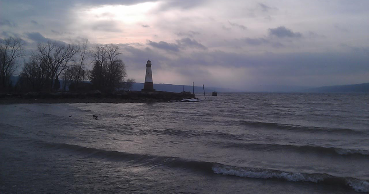 finger lakes weather forecast weekend rain temperature unsettled