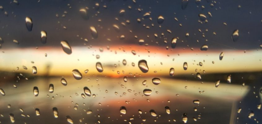 Showers present for much of Tuesday