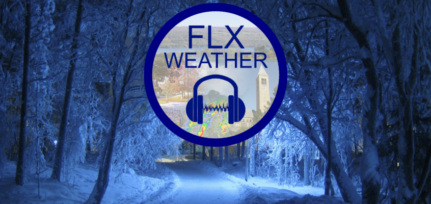 finger lakes weather forecast evening update audio podcast radio