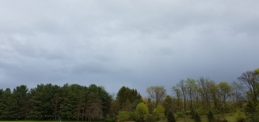 Finger Lakes weather forecast rain
