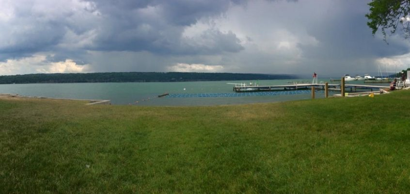 Finger Lakes Rain Forecast Into the Memorial Day Weekend