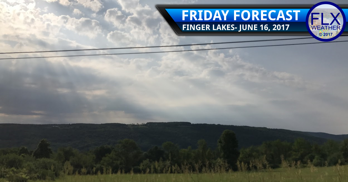 finger lakes weather forecast sun friday june 16 2017