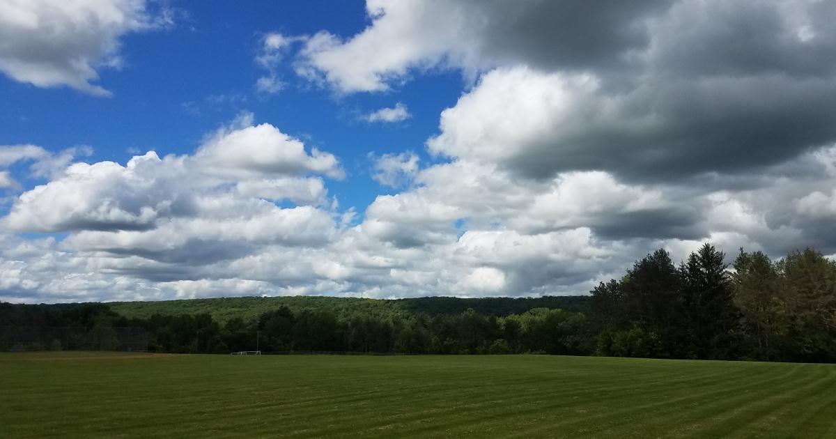 finger lakes weather forecast sun clouds rain