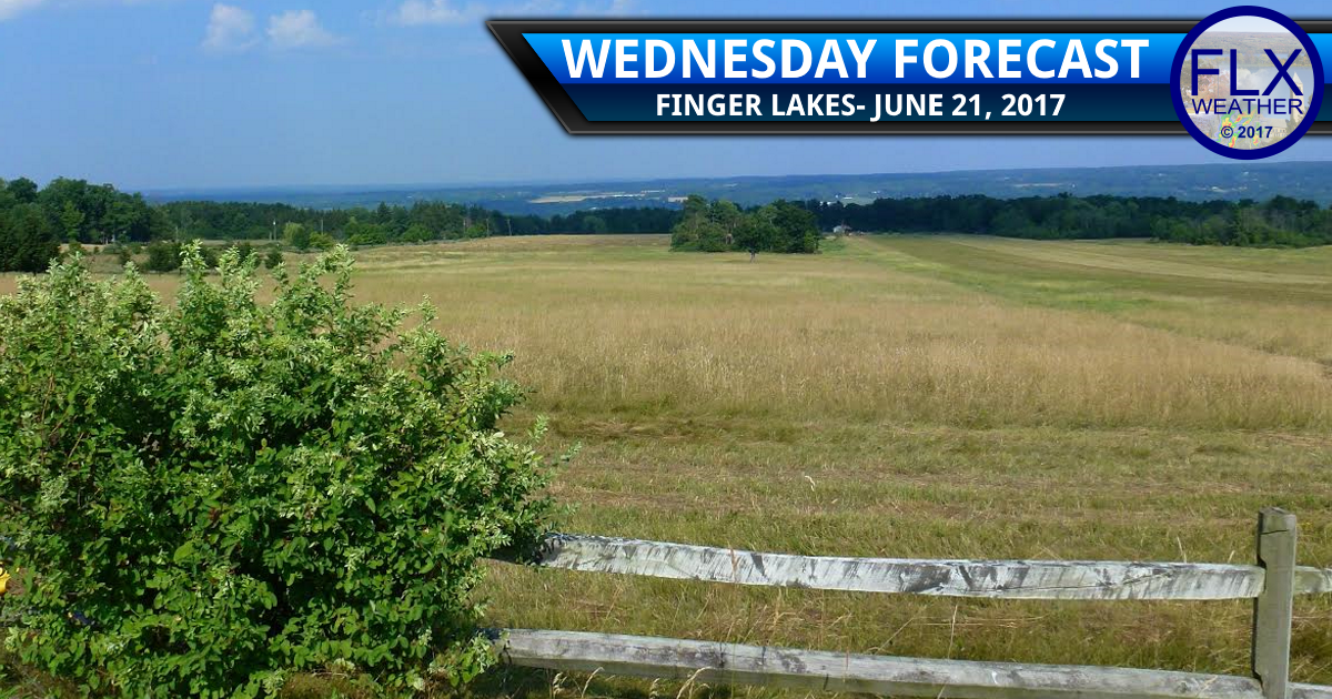 finger lakes weather forecast first day of summer solstice