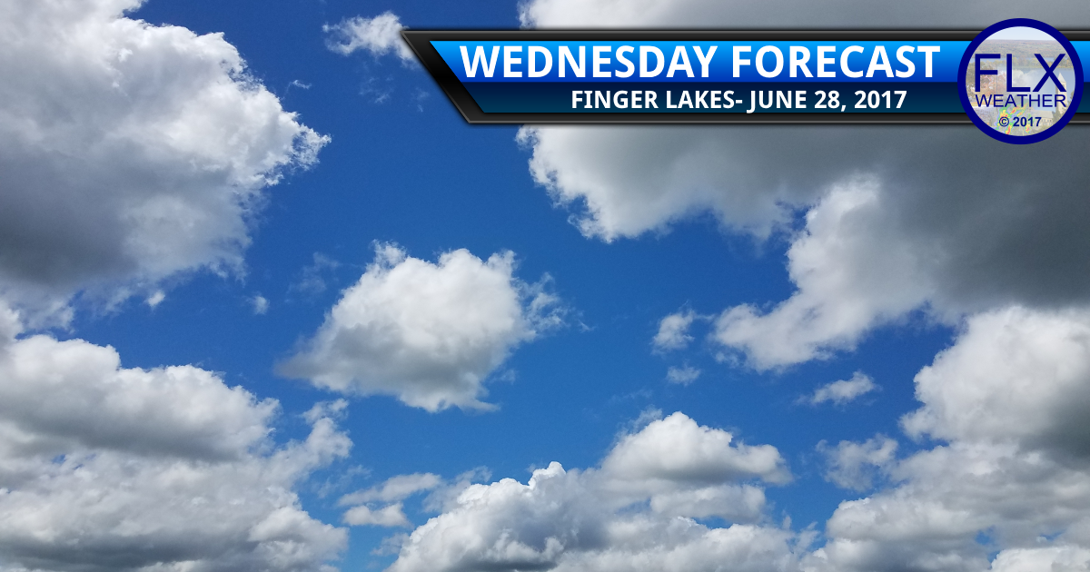 Finger Lakes Dries Out…Mostly…For a Day