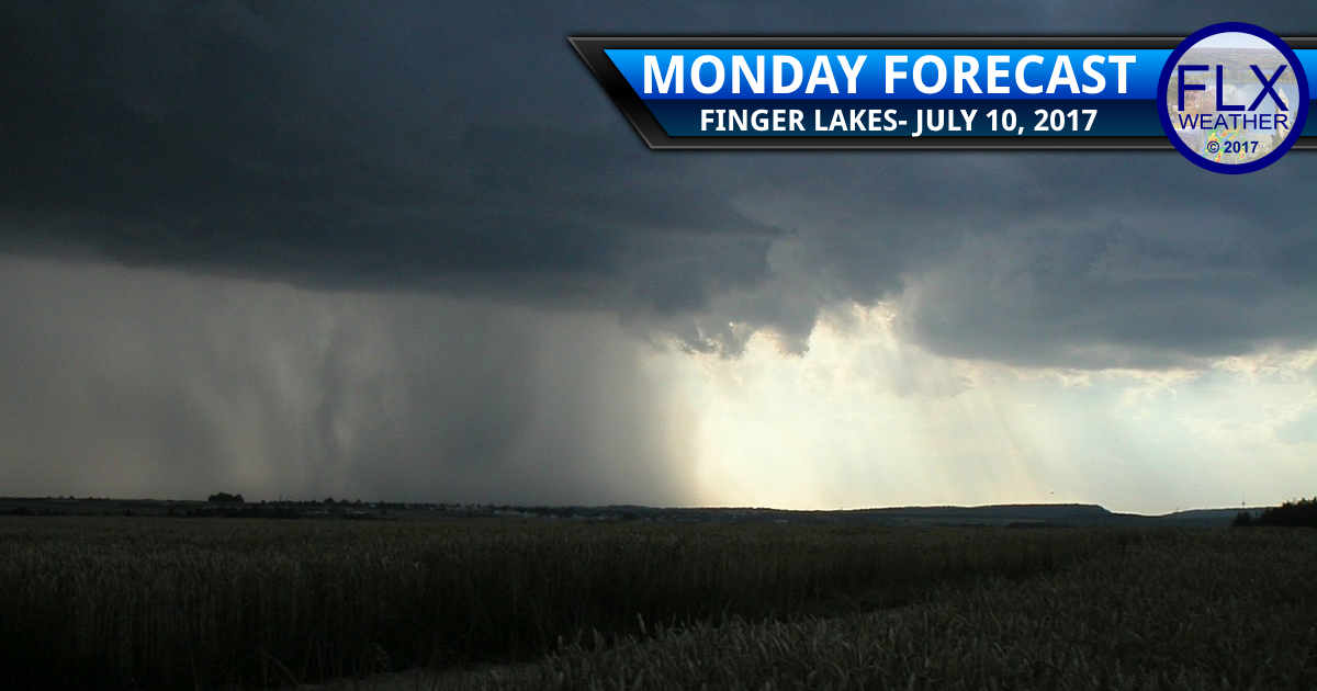 Heavy rain concerns return to the Finger Lakes