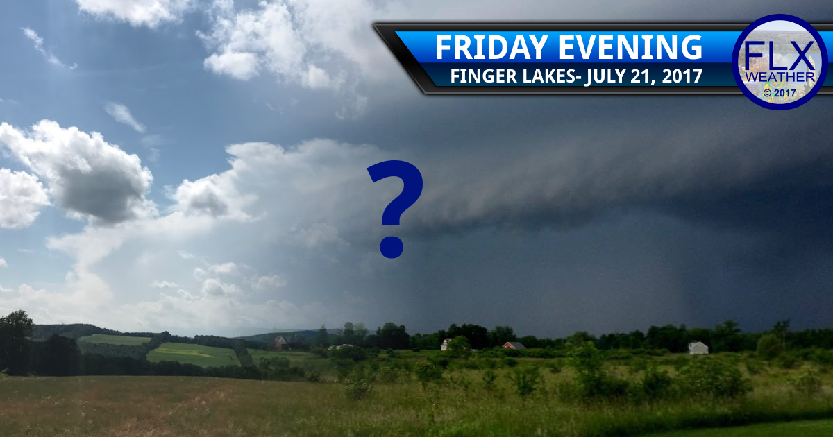 Weekend weather remains somewhat of a mystery for the Finger Lakes