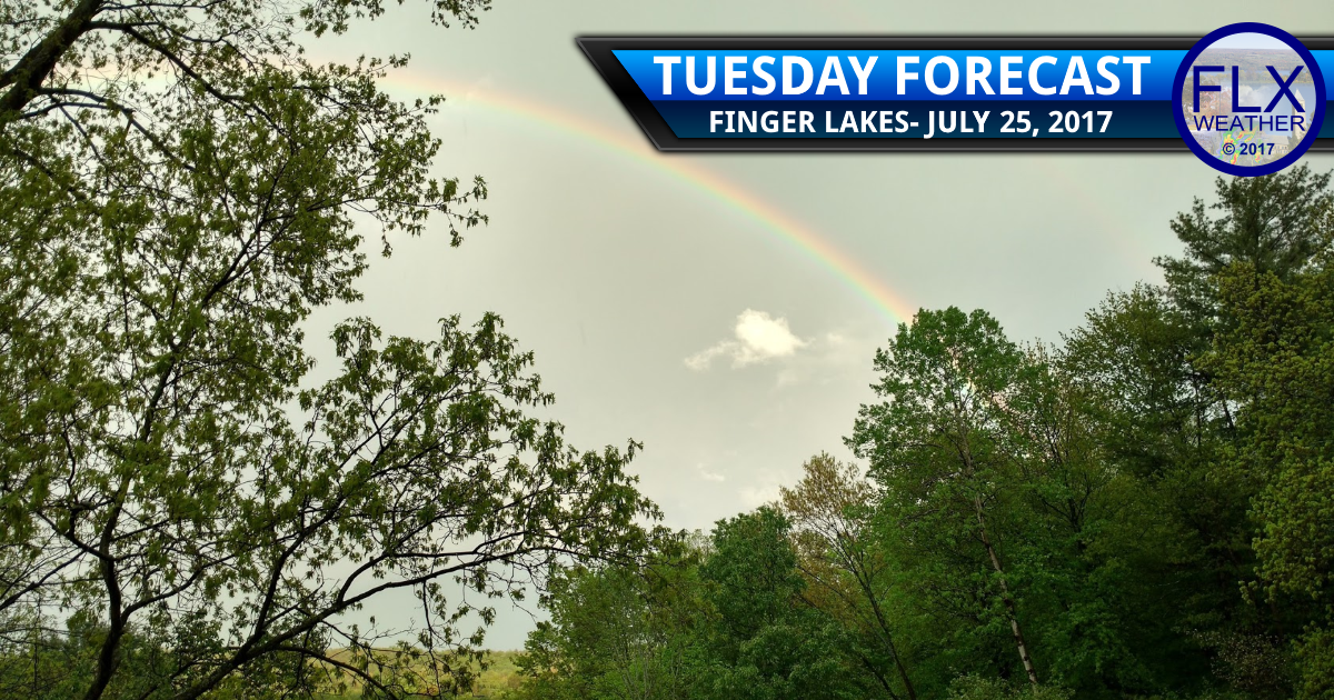 A chance to dry out in the Finger Lakes