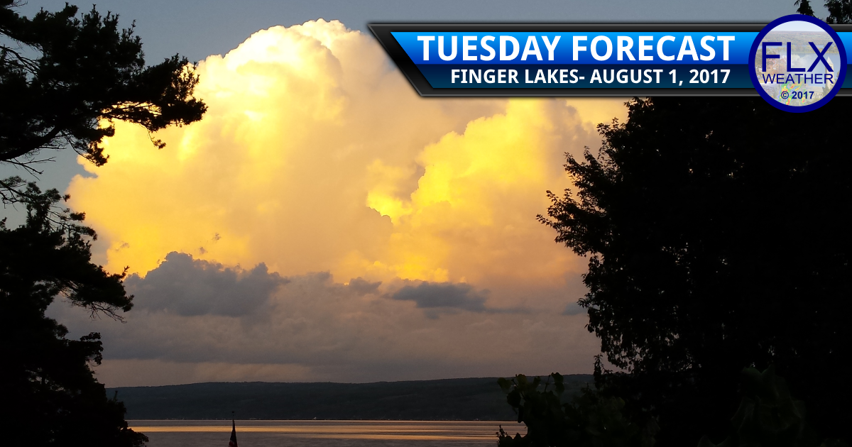 finger lakes weather forecast august outlook rain cool temperatures