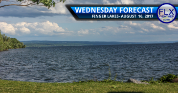 Quiet midweek weather for the Finger Lakes
