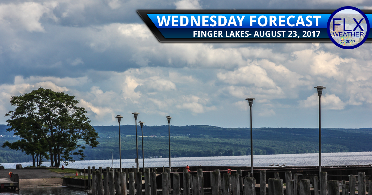 Cooler weather sweeps into the Finger Lakes