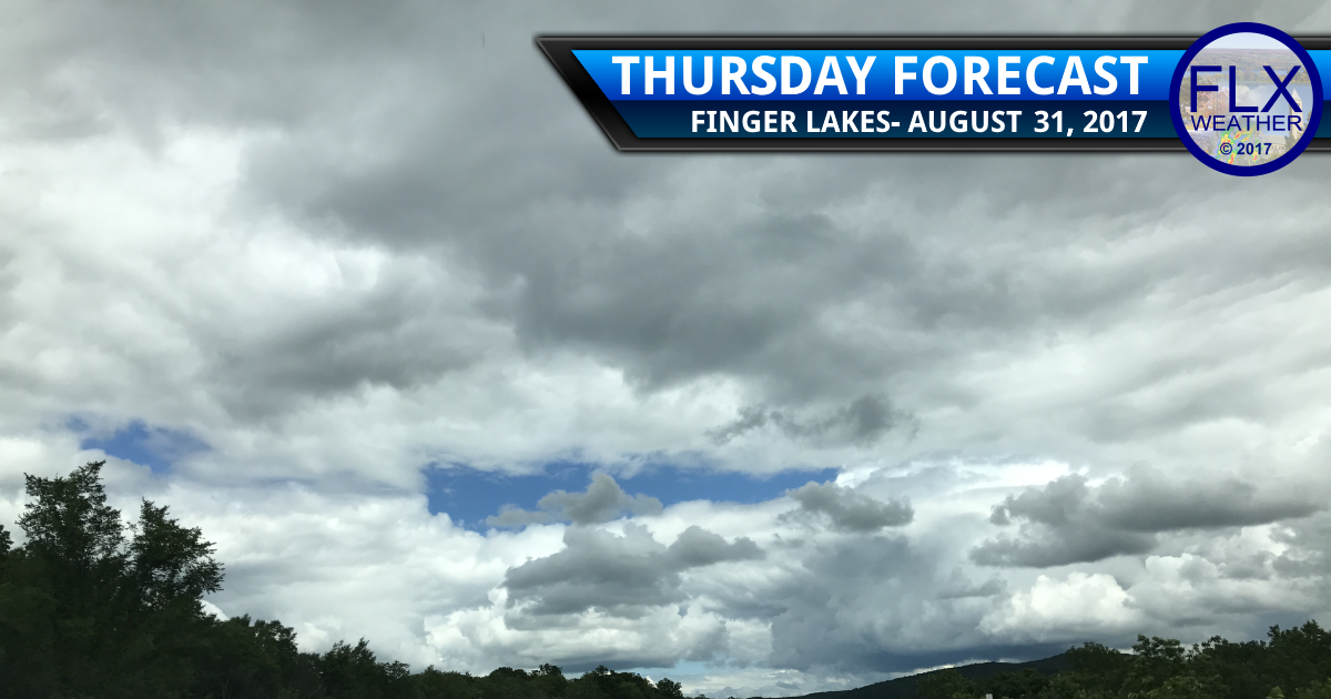 Break out the jackets — chilly air arrives in the Finger Lakes