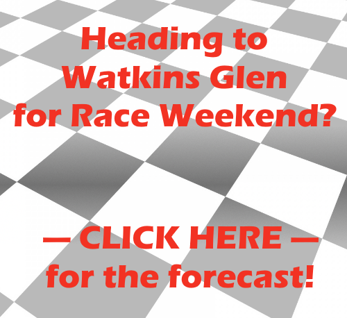 watkins glen international weather forecast nascar