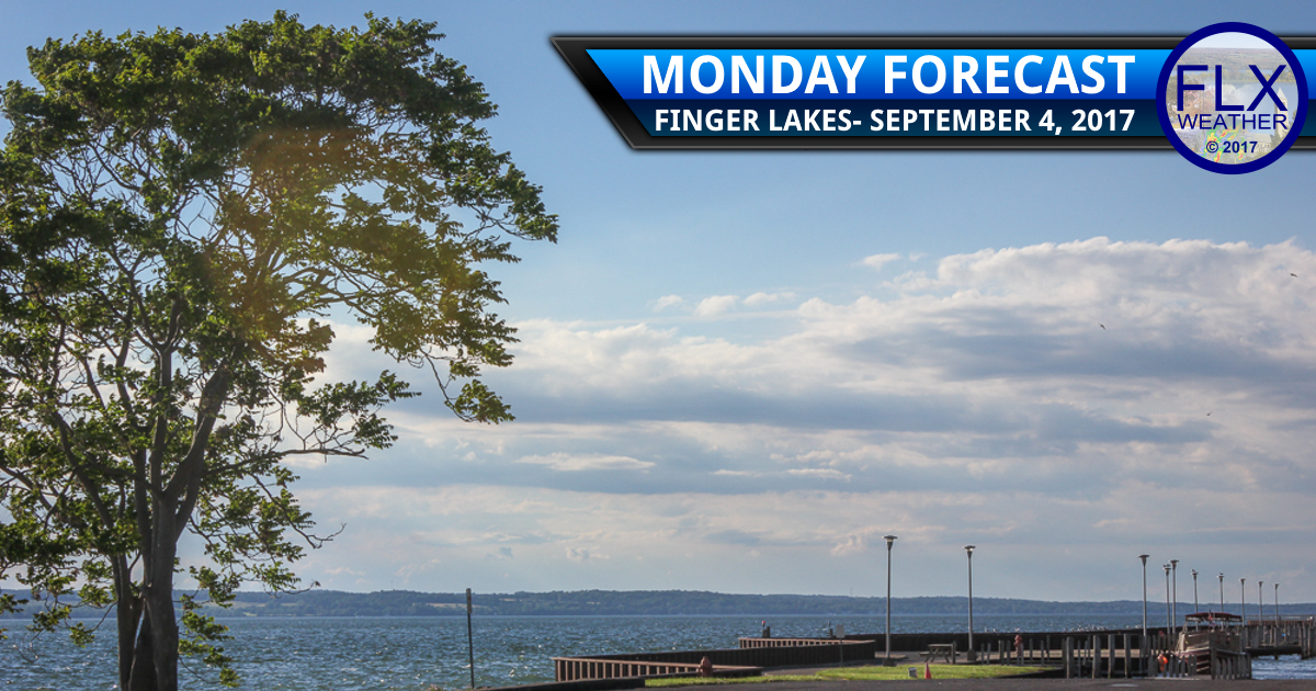finger lakes weather forecast labor day summer warm