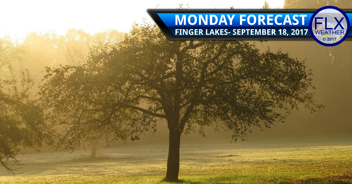 Sunny, warm streak continues this week for the Finger Lakes