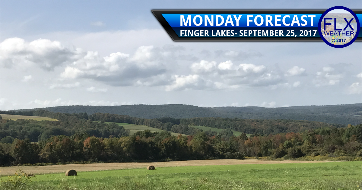 Hot in the Finger Lakes through Wednesday