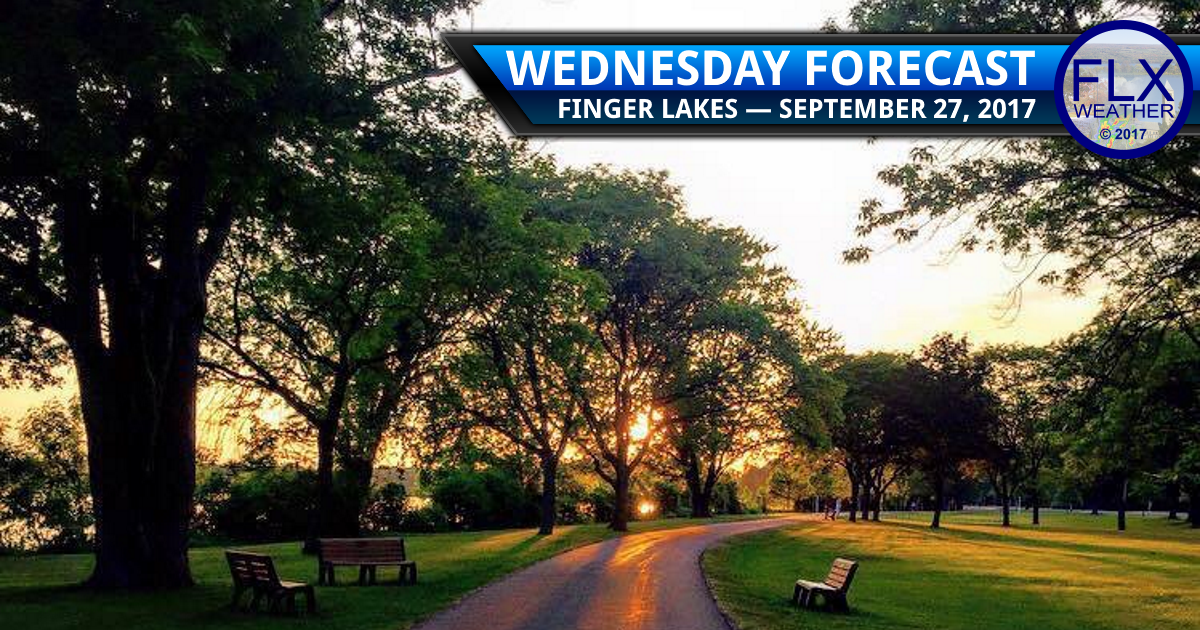 finger lakes weather forecast hot heat wave cold front
