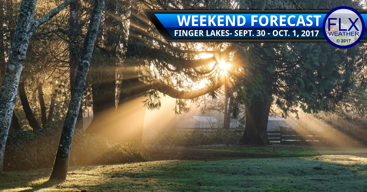 finger lakes weather clouds rain frost sun weekend weather
