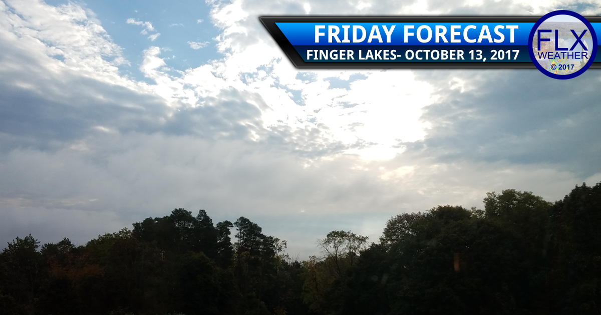 finger lakes weather forecast friday october 13