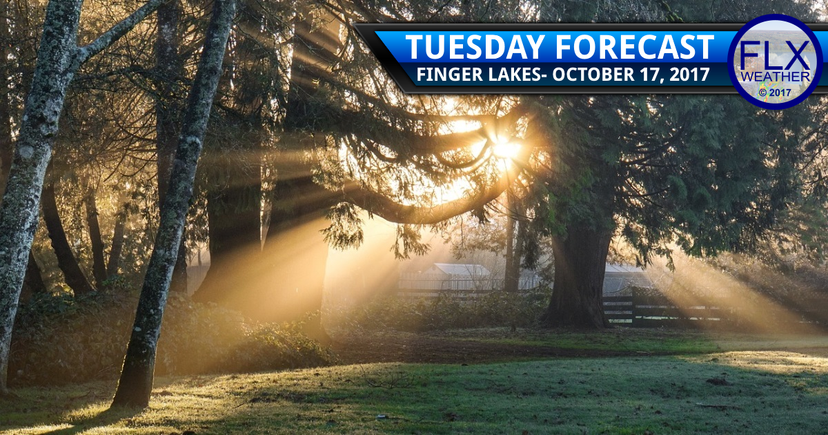 finger lakes weather forecast sun frost temperatures warm