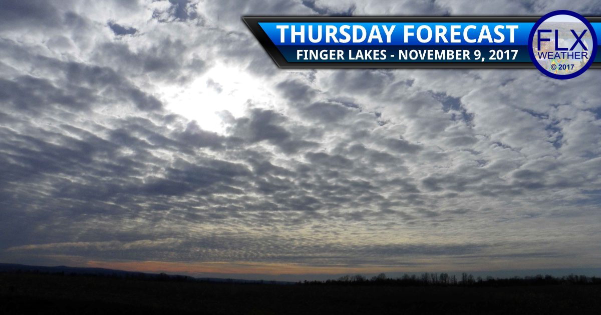 Arctic front Thursday evening brings first taste of winter