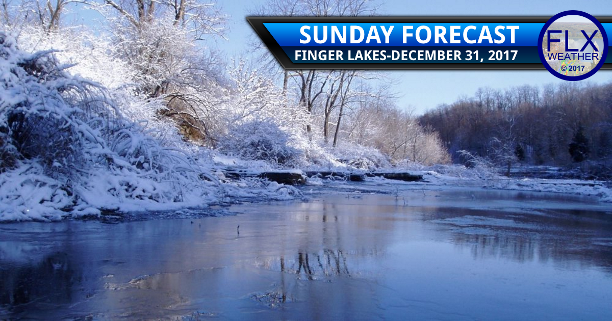Final hours of 2017 will be frigid in the Finger Lakes