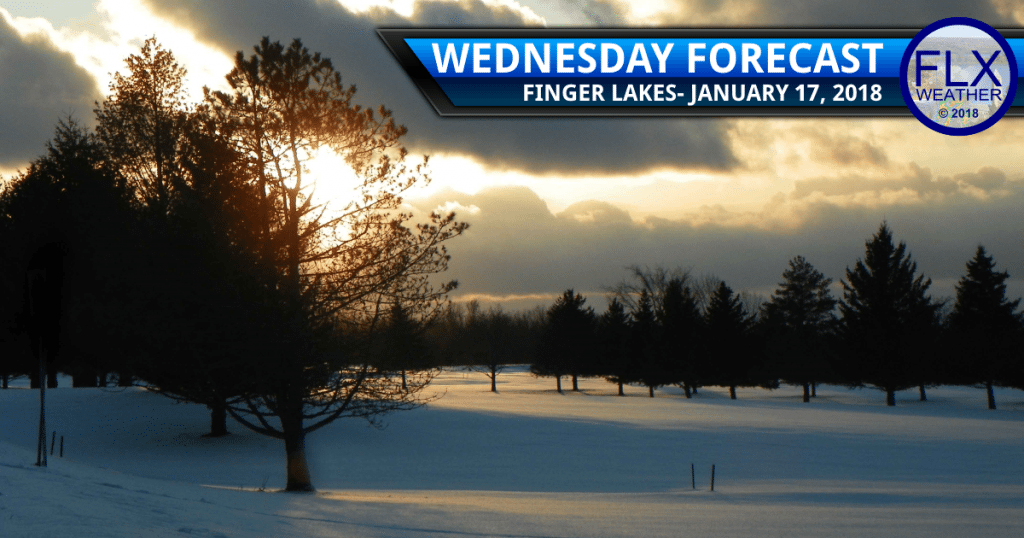 finger lakes weather forecast wednesday january 17 2018
