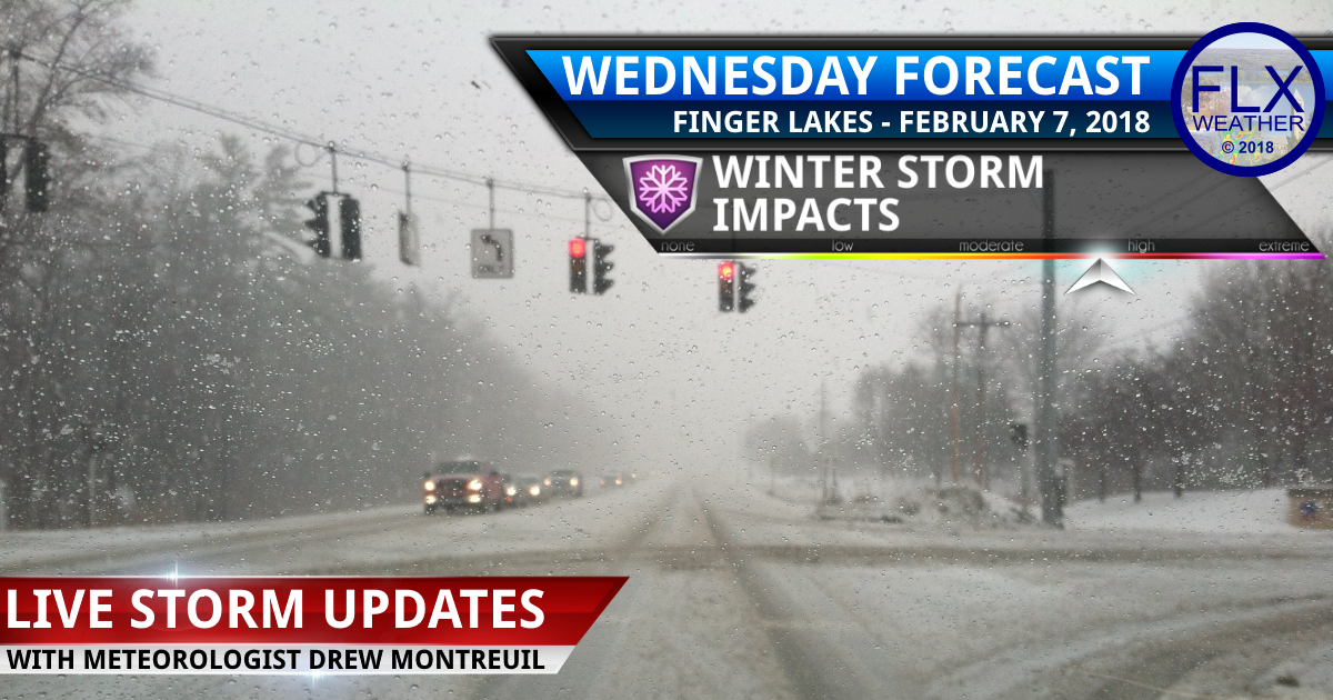 finger lakes weather forecast live snowstorm information updates