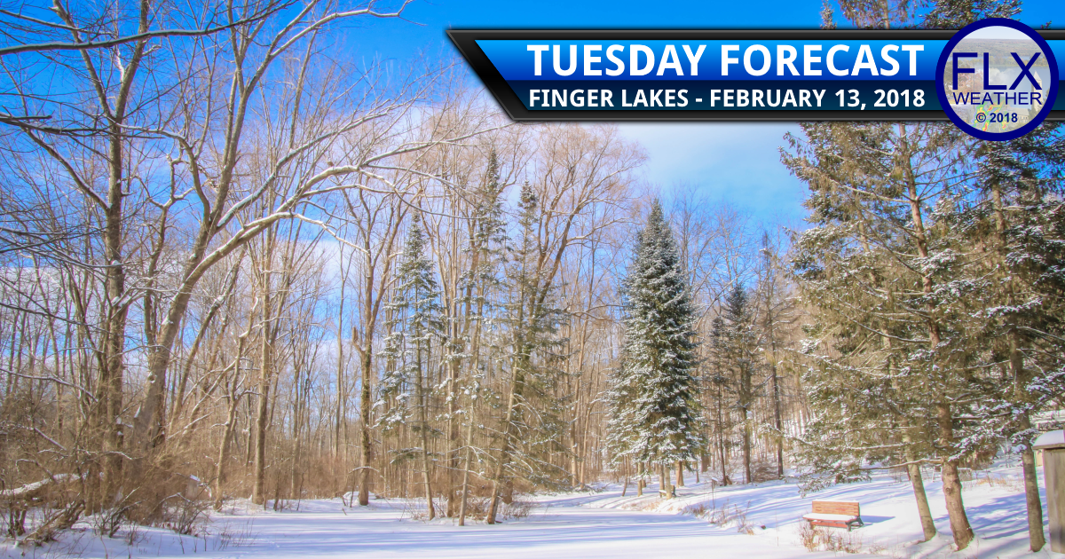 finger lakes weather forecast tuesday february 13 2018 high pressure sun warm