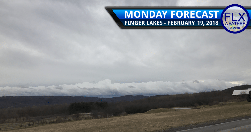 finger lakes weather forecast monday february 19 2018 rain record warm temperatures