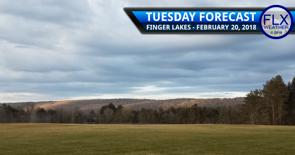 finger lakes weather forecast tuesday februrary 20 2018 record warmth cold front snow