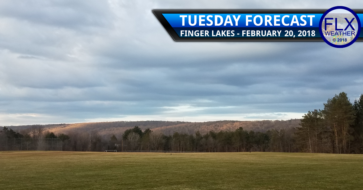 Hang on — roller coaster weather ahead for the Finger Lakes