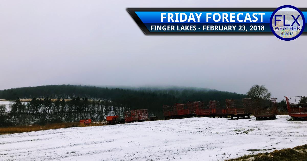 finger lakes weather forecast friday february 23 2018 rain fog ice