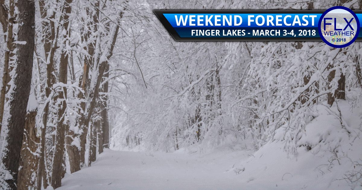 finger lakes weather forecast saturday sunday clouds snow showers