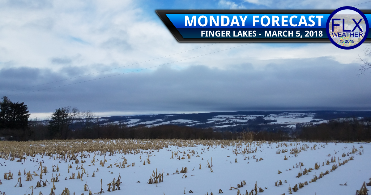 finger lakes weather forecast monday march 5 2018 noreaster march 7 2018
